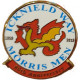 60th Anniversary Enamel Badge - Icknield Way Morris Men  LIMITED EDITION - SOLD OUT