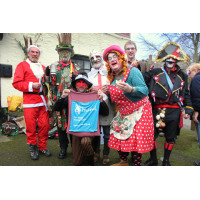 Photo of the Wantage Mummers