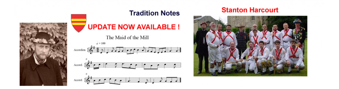 Stanton Harcourt Tradition Notes